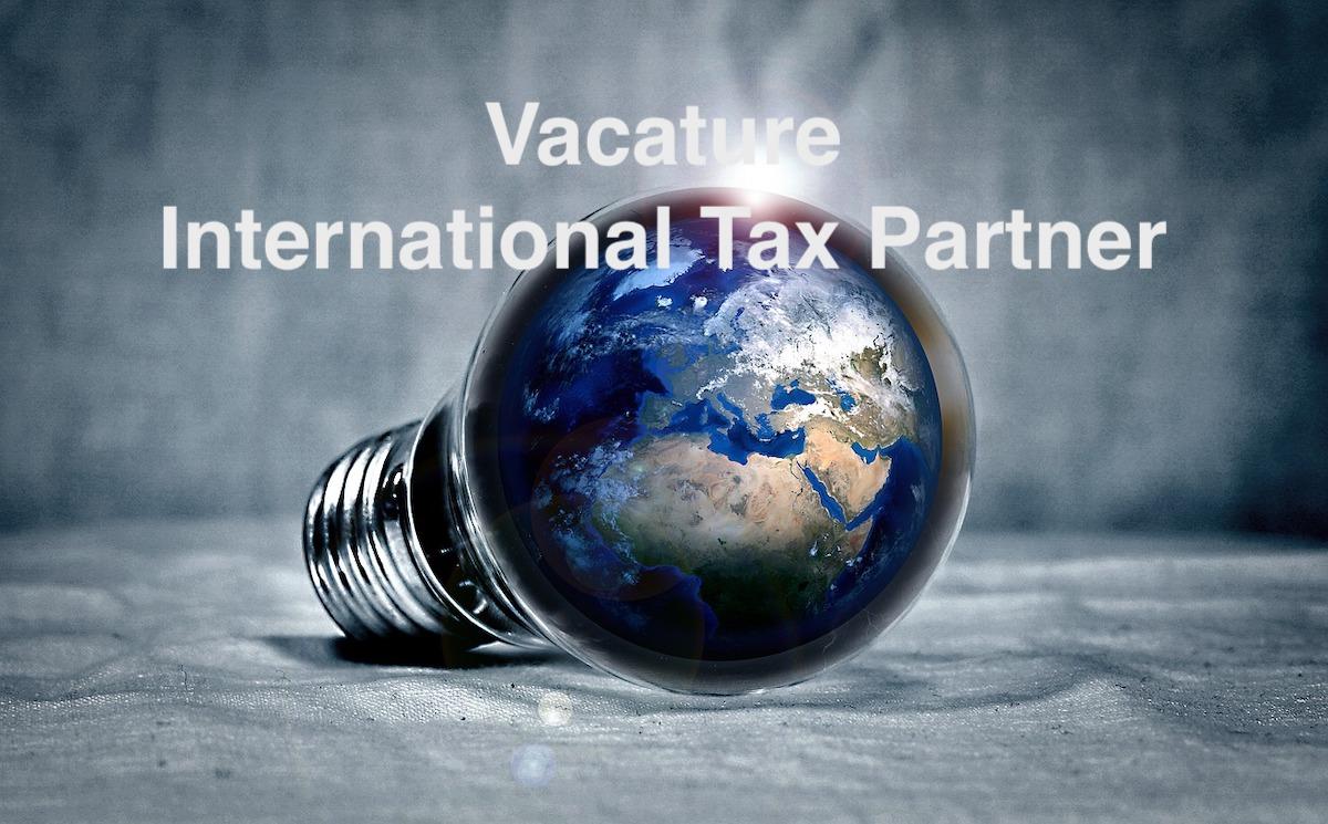 International Tax Partner Belastingadviseur Randstad