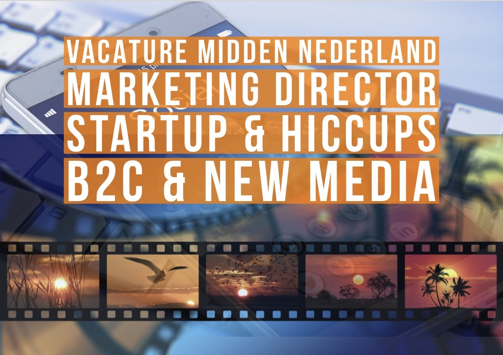 Marketing Director Vacature Midden Nederland